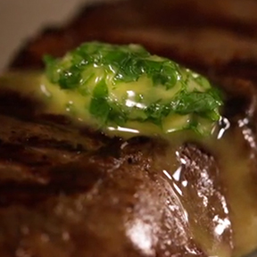 Dairygold, Garlic & Parsley Steak Topper